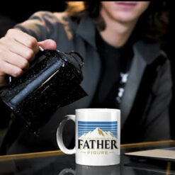 It's Not A Dad Bod It's A Father Figure Beer Lover Mug