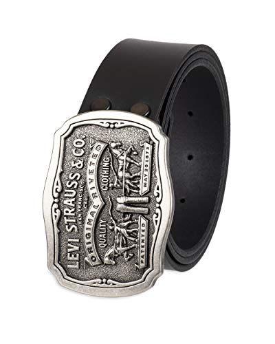 Leather Belt With Buckle gifts for dad with no hobbies