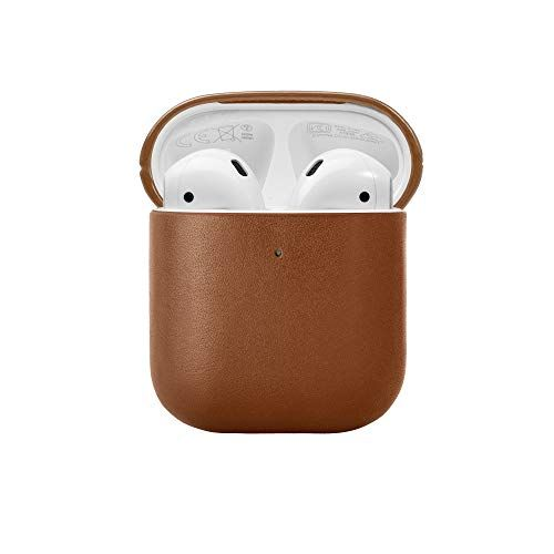 What Gift For Dad - Leather Case for AirPods