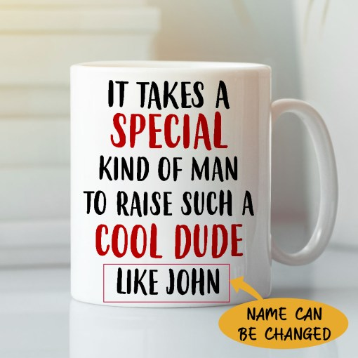 Practical fathers day mug gift ideas