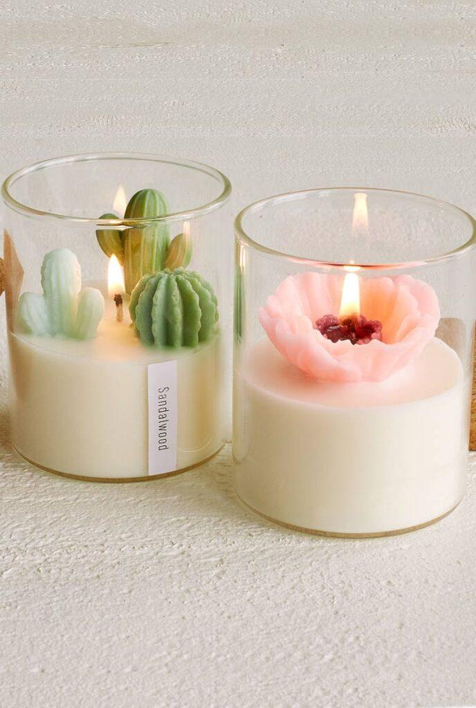 Terrarium Candles 1
