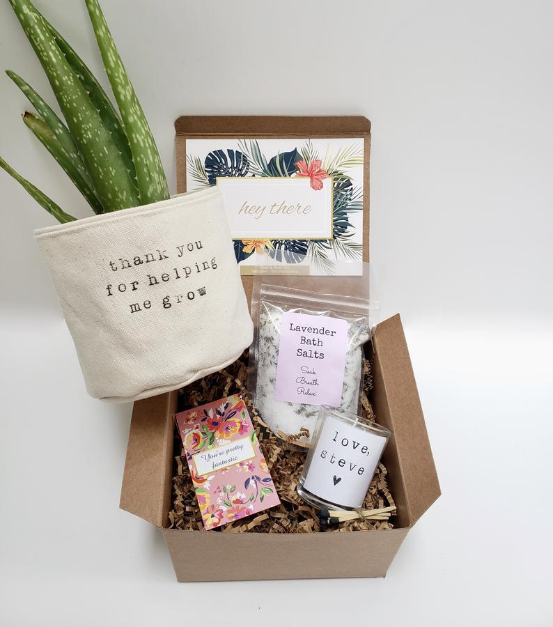 Thank You for Helping Me Grow Gift Box- best holiday gifts for teacher.jpg
