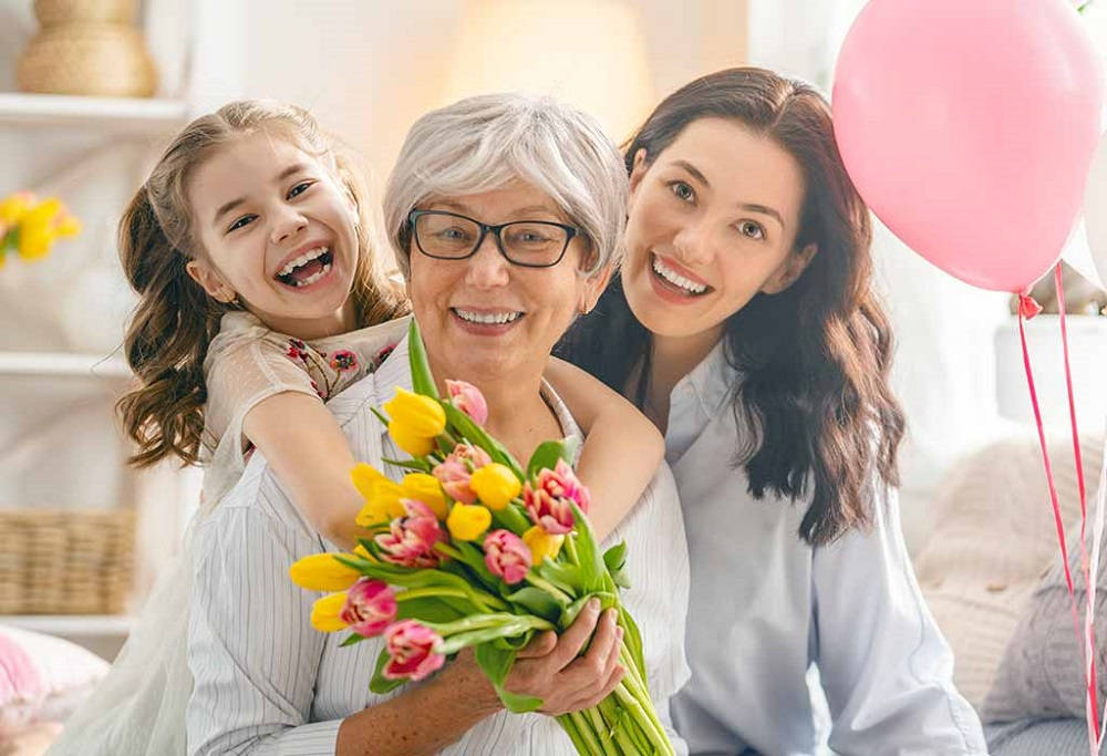 These ways to celebrate Mother Day you should know
