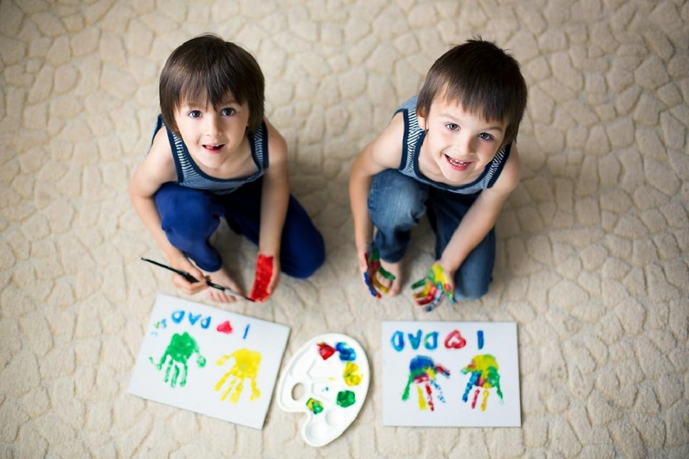 best Father's Day Gifts Preschoolers Can Make