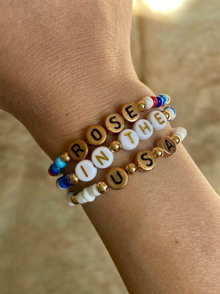 Bracelet best Independence Day gift for son