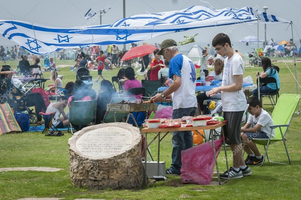 Independence Day activities in Israel