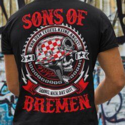 Sons Of Bermen Shirt Vor Dem Teufel Keine Angst