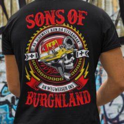 Sons Of Burgnland Shirt As Schenste Aun Da