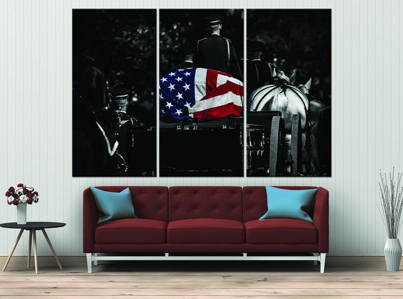 Veterans Wall Art Best Independence Day Gifts For Veterans