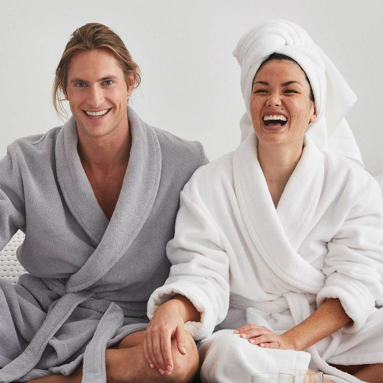 What is a good gift for parents- Super-Plush Robe