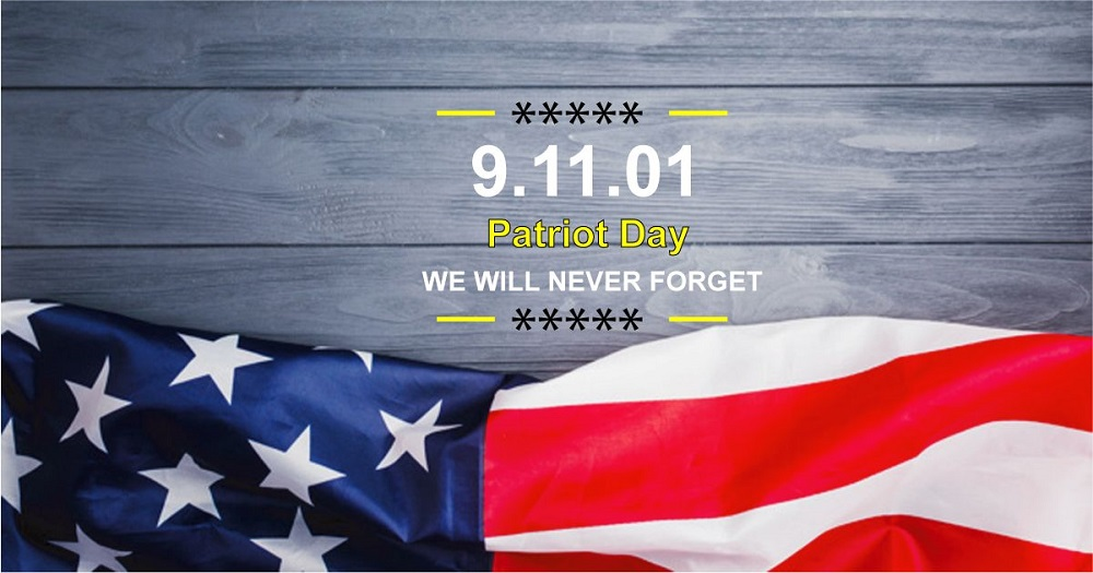 Why do we celebrate Patriot Day every year