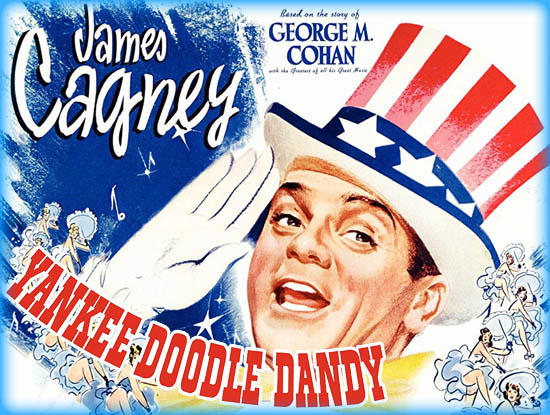 Yankee Doodle Dandy (1942) - Best Independence Day Movies