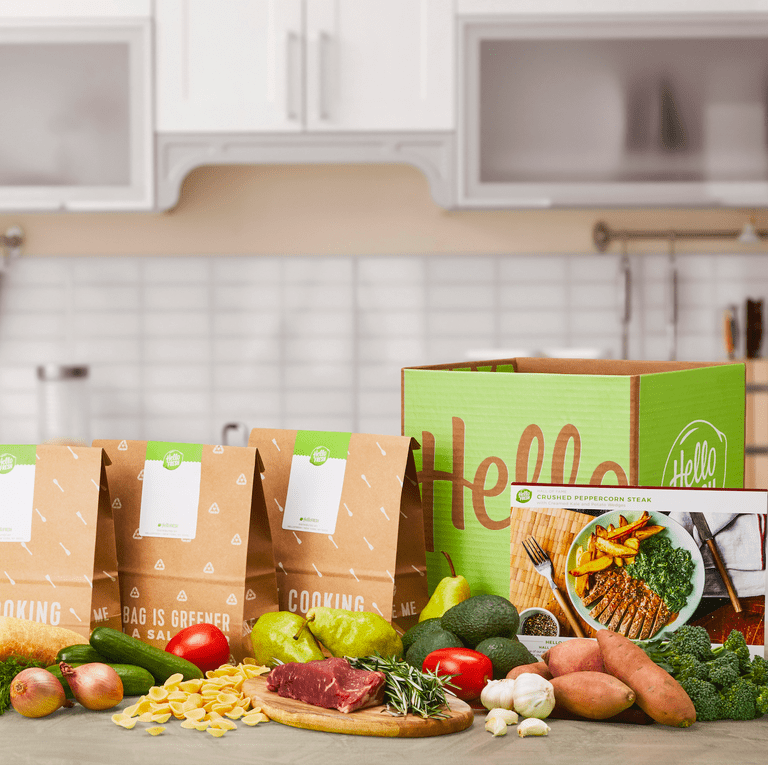 Meal Delivery Kit best gift for Parents Day