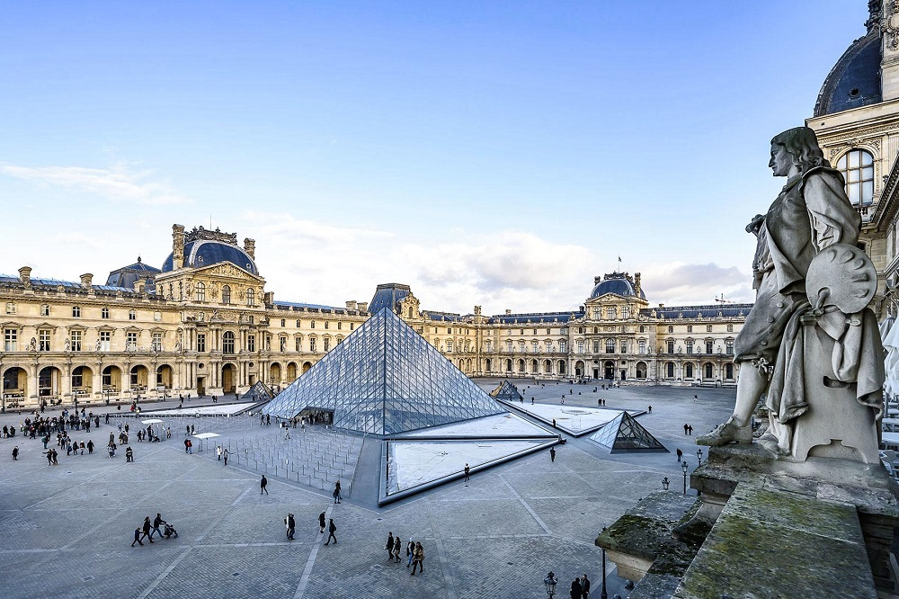museum - how Independence Day celebrate in France