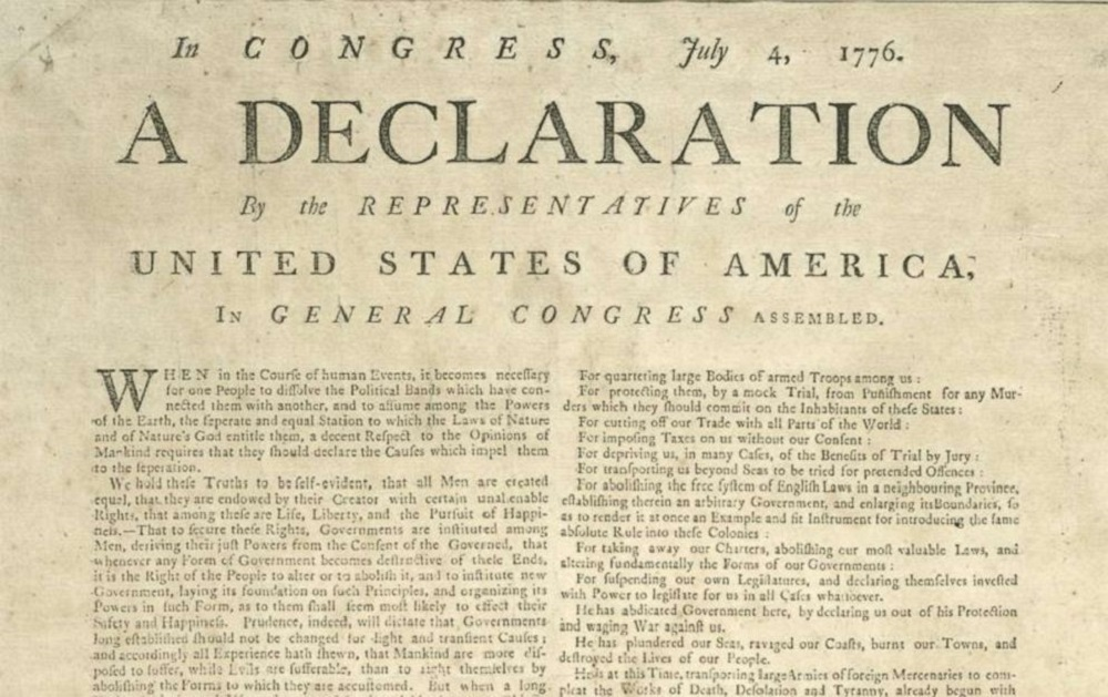 the history of Independence Day