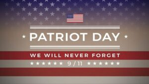 What is the history of Patriot Day