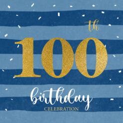 100th Birthday Gift