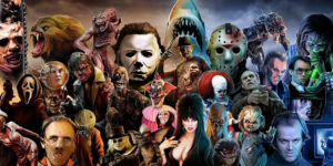 Halloween movies for friends