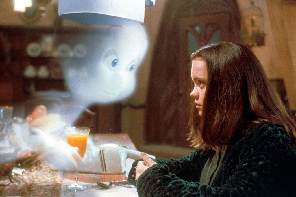 Casper - Best Halloween Movies For Couples