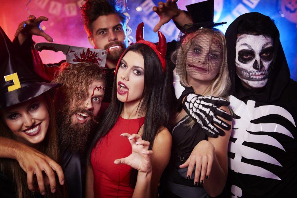 Celebrate Halloween In Europe - United Kingdom