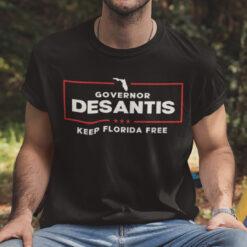 Don't Fauci My Florida Keep Florida Free Shirt