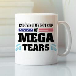 Enjoying My Hot Cup Of MAGA Tears Mug