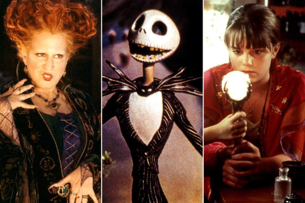 Halloween Movies For Family