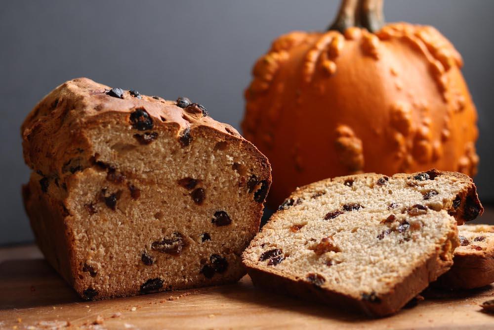 Halloween bread in Ireland- fun Halloween facts