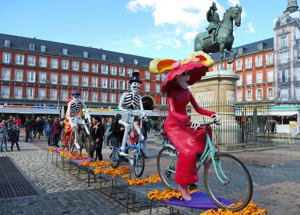 How do we celebrate Halloween in Spain- Halloween in Madrid