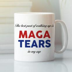 MAGA Tears Mug Anti Trump