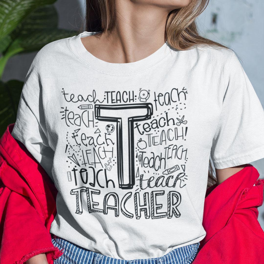 Offical Teacher T Shirt Classic