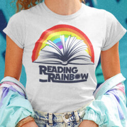 Official Reading Rainbow T Shirt
