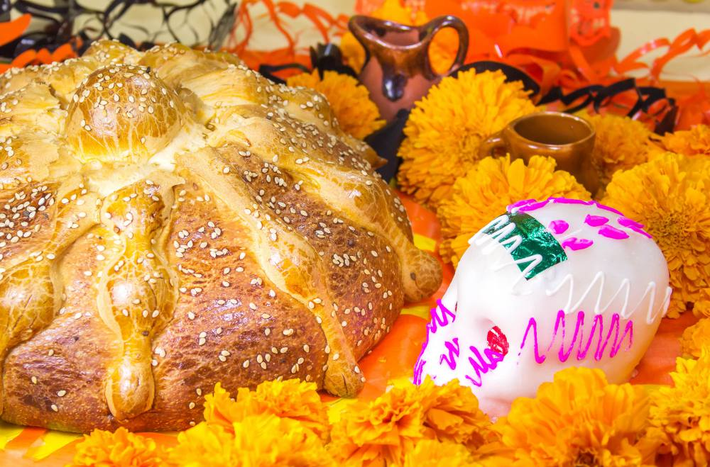 Pan de muerto - Things to know about the Day of the Dead