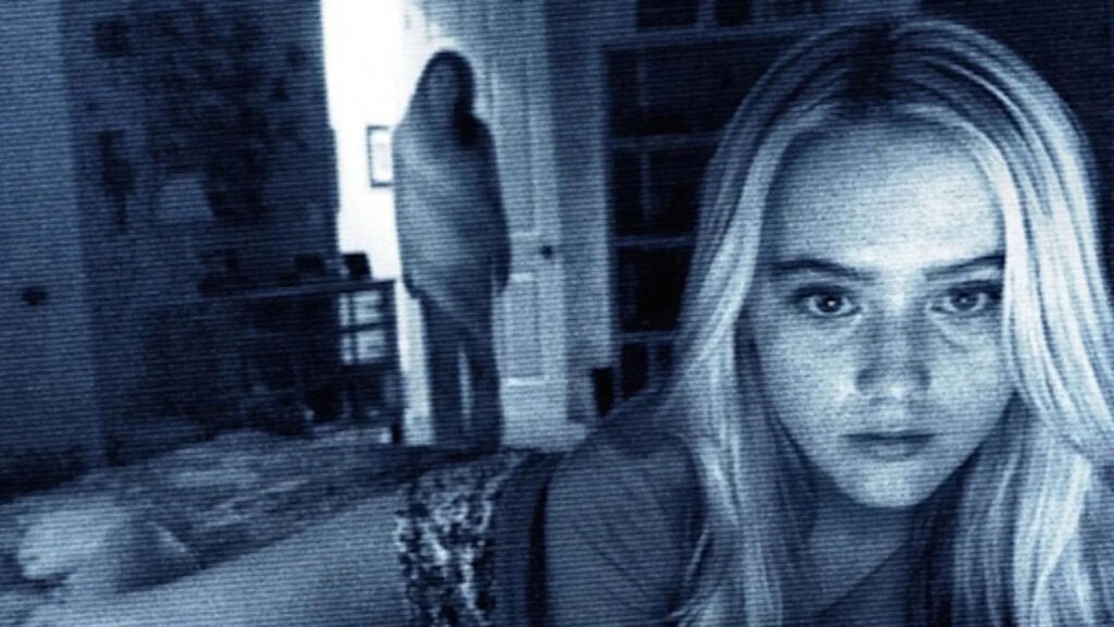 Paranormal Activity Series - Best Halloween Movies For Couples