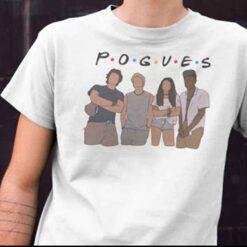 Pogue Life Shirt Pogues Outer Banks FRIENDS