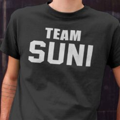 Team Sunisa Shirt Team Suni