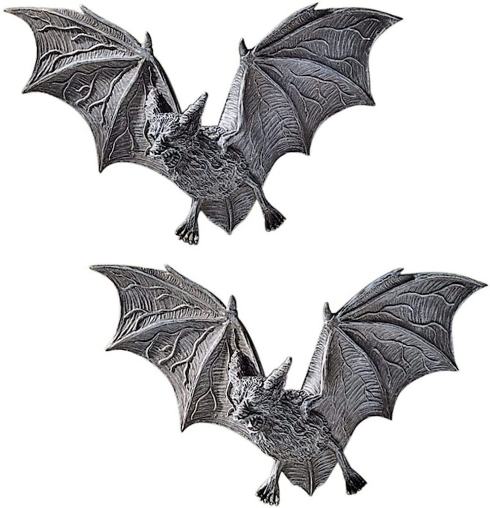 Vampire Castle Barbarosa Wall Sculptures- best halloween gift for dad.