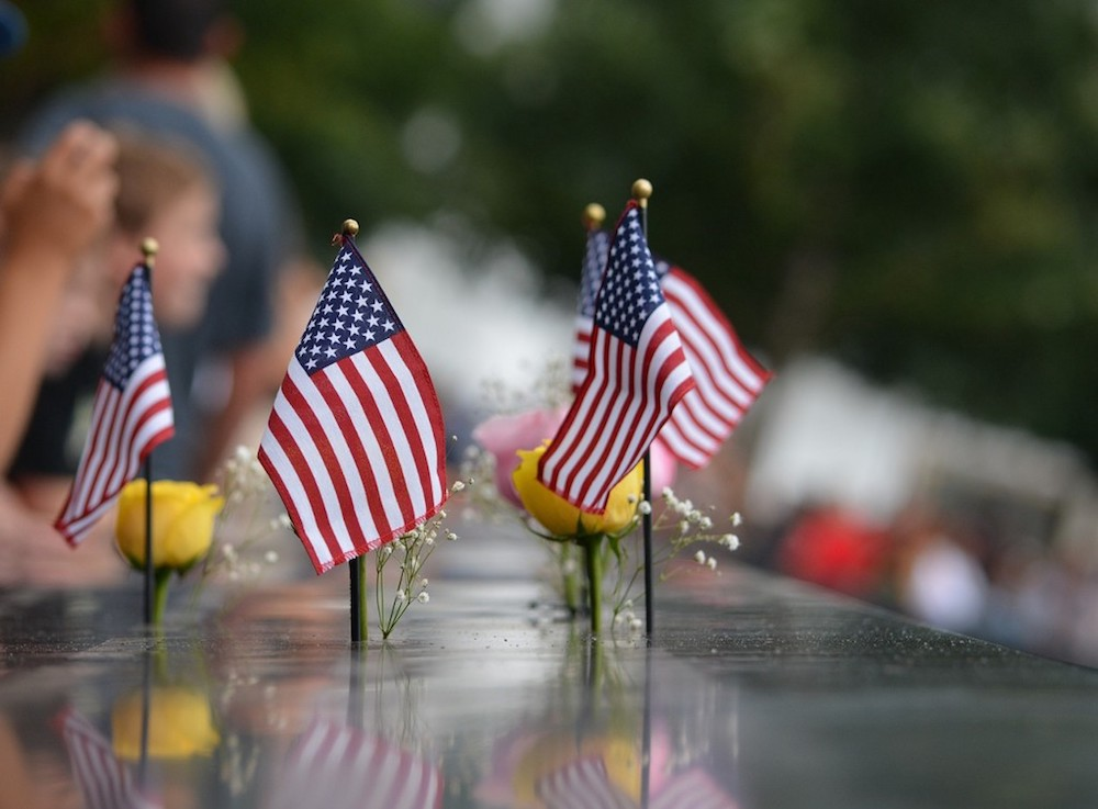 Want to how do we honor Patriot Day