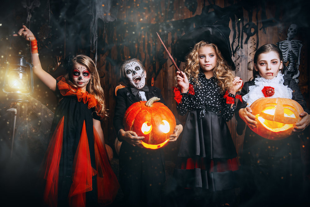 Want to know why do we dress up for Halloween