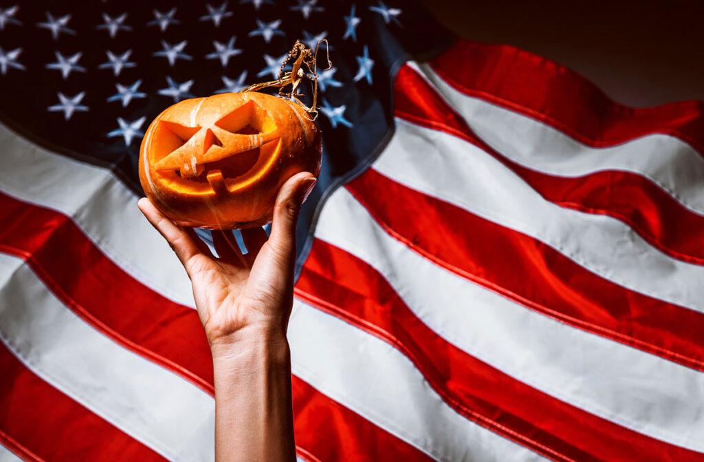 When Did Halloween Start In America