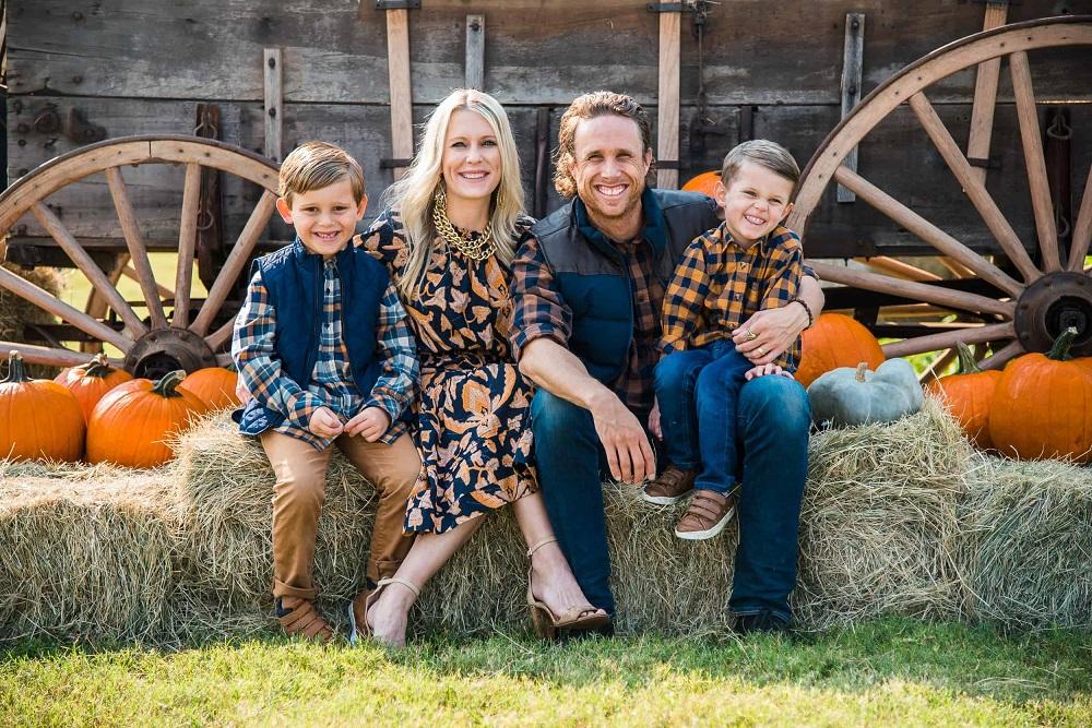 How do we celebrate Halloween in Austin - Head to a pumpkin farm