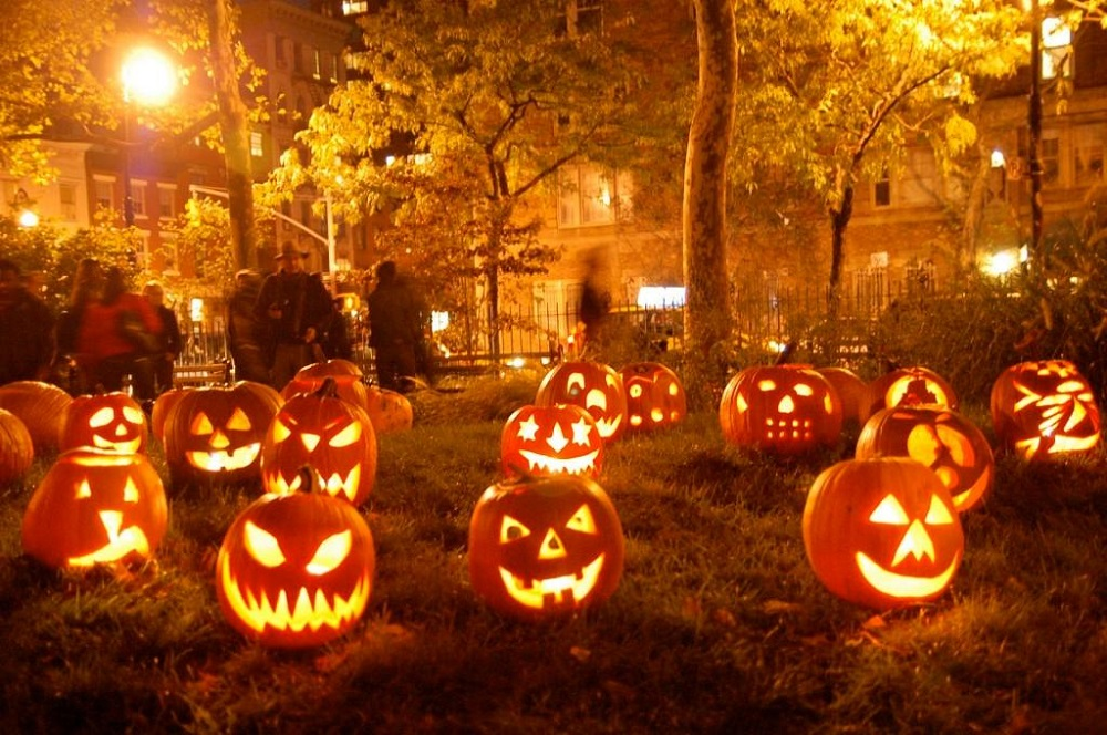 How do we celebrate Halloween in Germany?