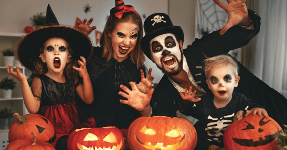 what are Halloween activities - Halloween costumes
