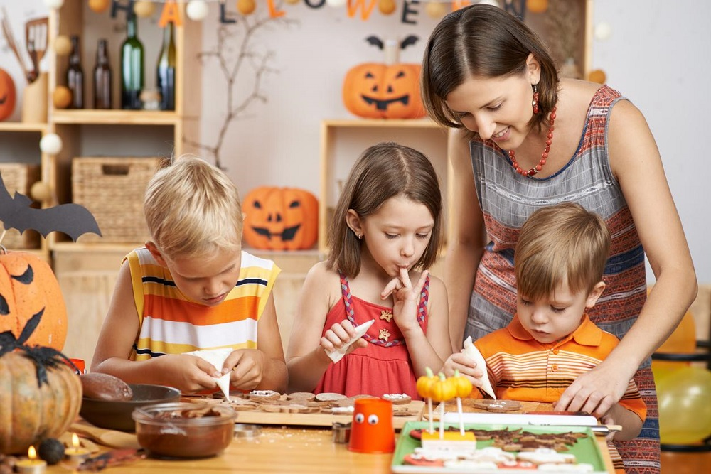 Do you know what are Halloween activities