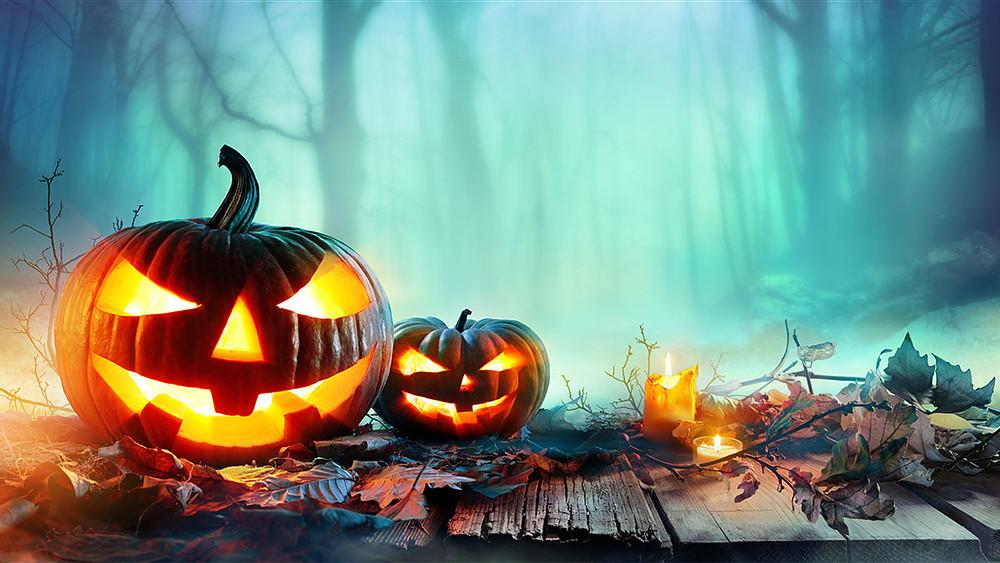 Why is pumpkin used on Halloween