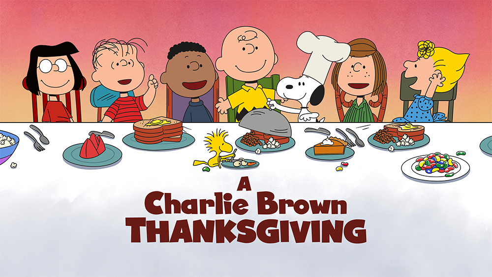 Thanksgiving animated movies - A Charlie Brown Thanksgiving