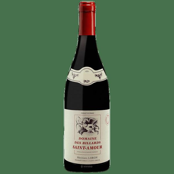 Beaujolais- Domaine des Billards Saint-Amour- best red wine for Thanksgiving