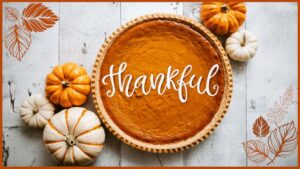 Best Thanksgiving prayer for family and friends