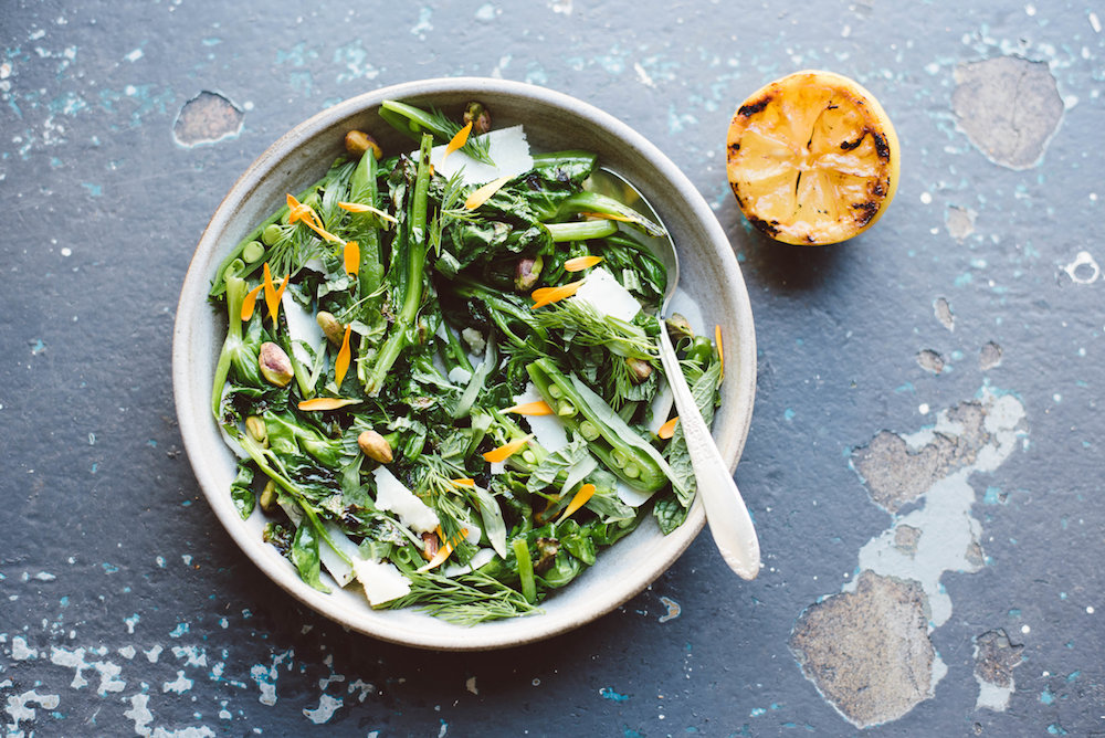 Best green salad for Thanksgiving to try this year