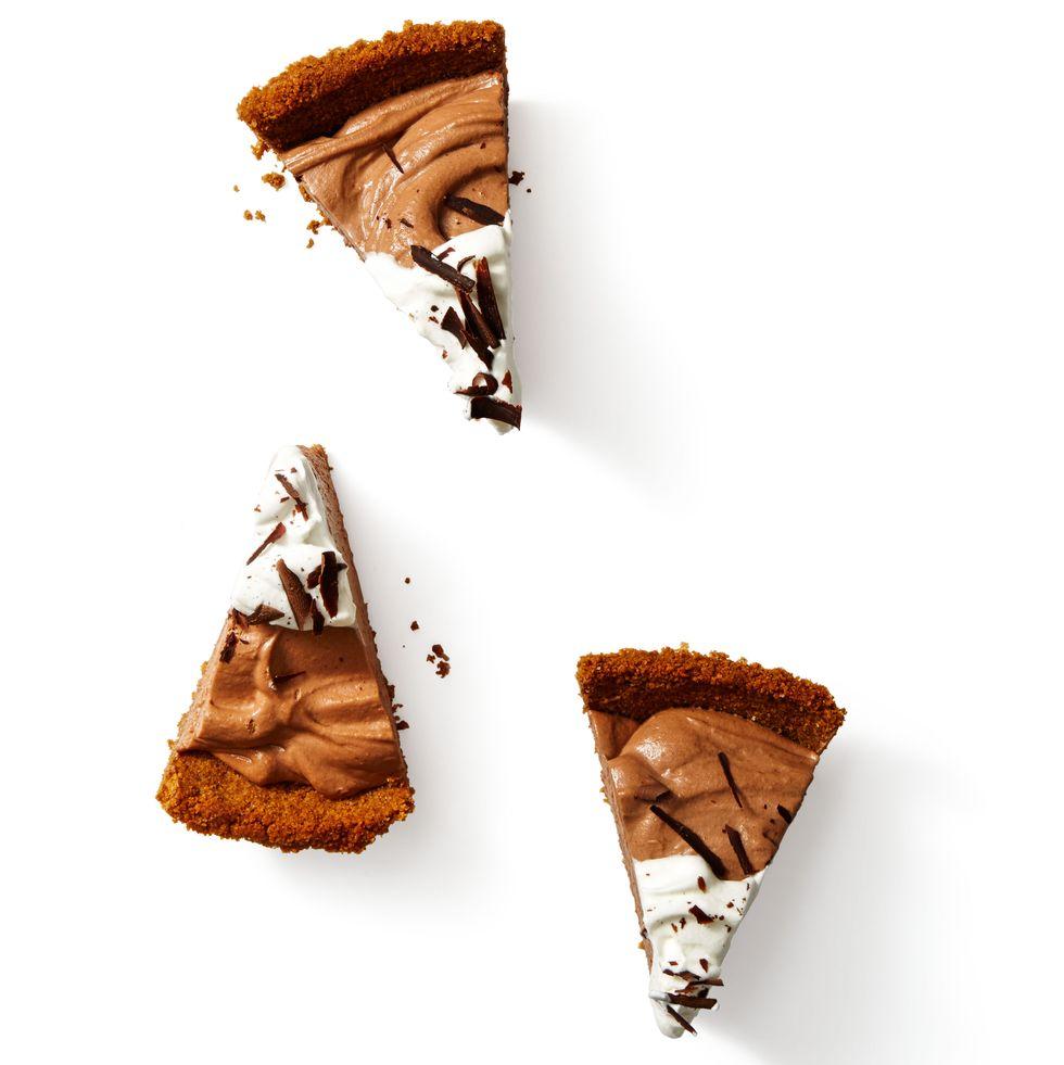 Chocolate Hazelnut Cheesecake- best chocolate Thanksgiving desserts